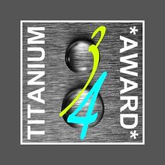 Titanium Award