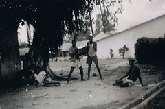 My First Ever Photograph! (August 1952, Lagos, Nigeria) (rayyaro) Tags: photography kodak lagos nigeria confectionary boxbrownie pocketmoney rationing sweetrationing