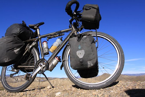 The Koga Miyata Worldtraveller - pride and glory!