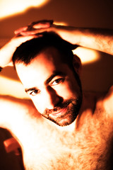 (Damien Cox) Tags: uk man male masculine handsome sigma30mmf14exdchsm nikond40 damiencox snaptweet dcoxphotography