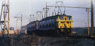 Class 76 76022 76047 Wath 24/2/79