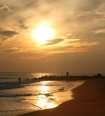 heading to Sunset (auds) Tags: sunset newjersey capemay delawarebay
