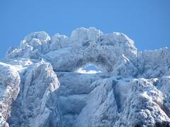 Capu Tafunatu en hiver : le site Corse sauvage