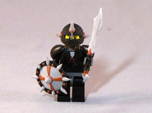 Thorn5 custom minifig