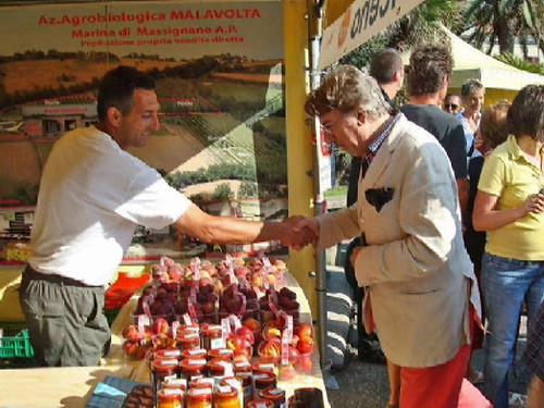 Columbro SaporBio 2008 Viareggio