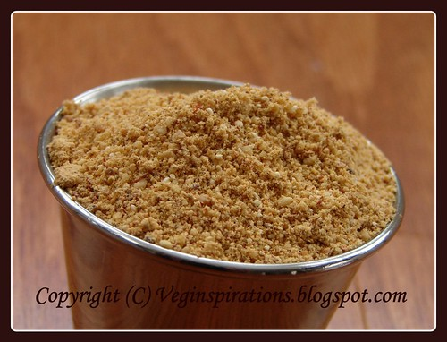 Quinoa spice powder 3