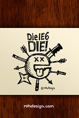 Die IE6 DIE! iPhone Wallpaper