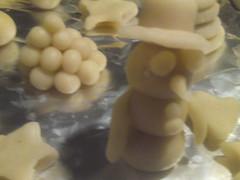 marzipan snowman (Lill Karin Saltermark) Tags: snowman homemade marzipan