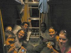 Night Train to Koln (EuCAN Community Interest Company) Tags: poland 2009 eucan milicz baryczvalley