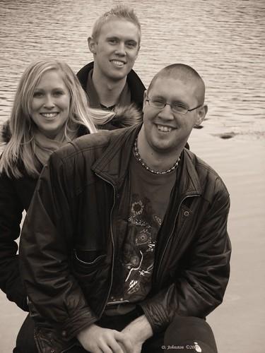 Ryan, Staci, Justin
