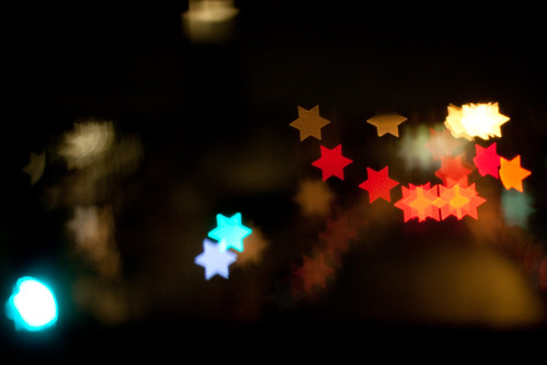 Bokeh Masters Kit Test: Street traffic