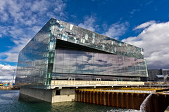 Harpa Grand Opening Today (fridgeirsson) Tags: building olaf architechture artist eliasson olafur harpa quasibrick