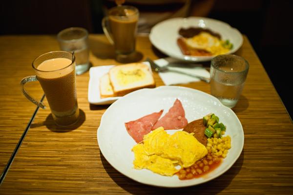 hong kong style breakfast
