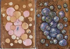 I lost my marbles, but found them here (molossus, who says Life Imitates Doodles) Tags: art journal zia tangle paperblanks zentangle zendoodle letrasetpromarkers zentangleinspiredart bleedthrumanade