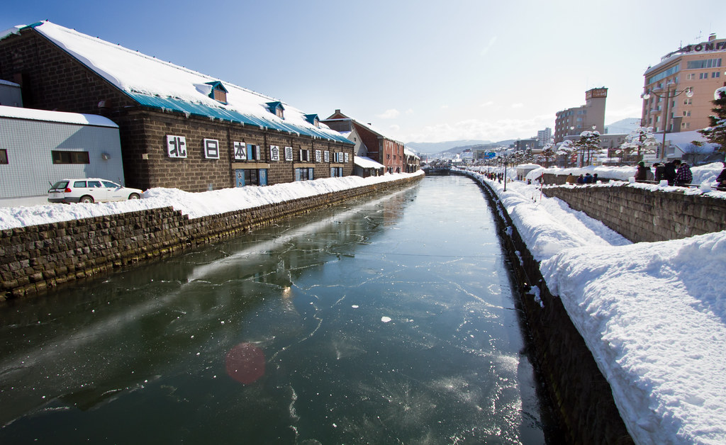 Ice Canal