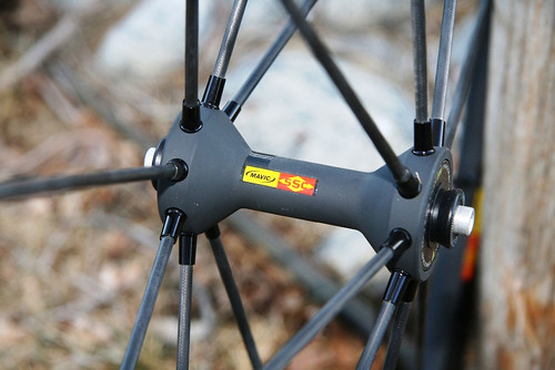 Mavic R-SYS SLR Hub and Spoke