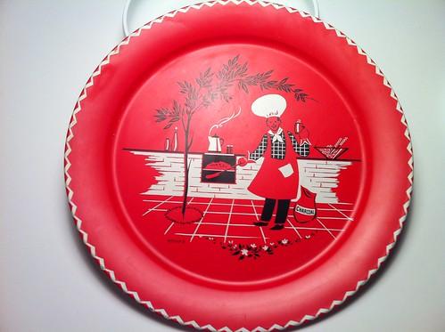 Vintage Stoyke tray - $5