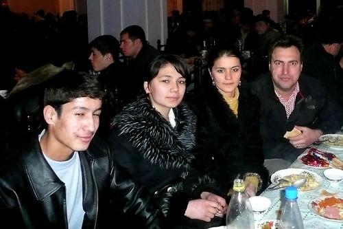 Wedding Banquet - Khiva, Uzbekistan