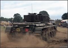 Tank, Cruiser, Comet I A34_Beltring 2008_England (ferdahejl) Tags: england museum army war tank military armour cruiser armoured wehicle cometia34 beltring2008