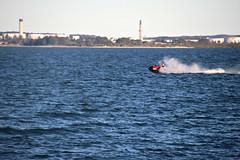 2017 Sydney: Botany Bay #10 (dominotic) Tags: sydney nsw australia newsouthwales 2017 jetski portbotany botanybay beach brightonlesands ladyrobinsonsbeach