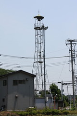 染谷の火の見櫓(さいたま市見沼区)