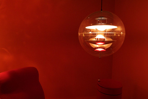 VP globe | Design Verner Panton | powered by tagwerc