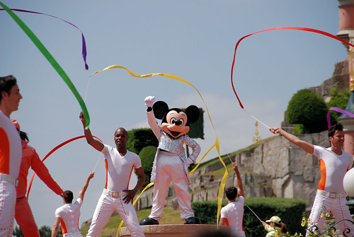 Mickey's Magical Party Stage Show