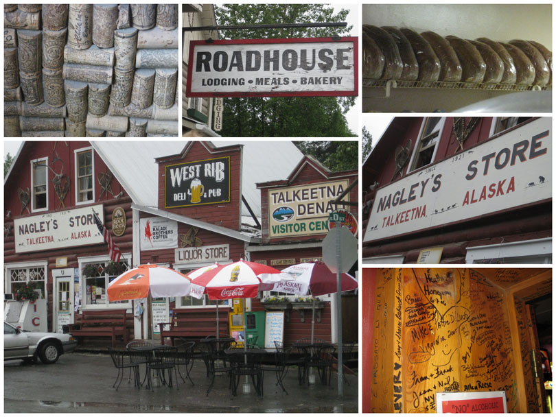 Roadhouse, Talkeetna