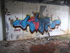 LEKS (Billy Danze.) Tags: chicago abandoned graffiti pc labrat brachs leks