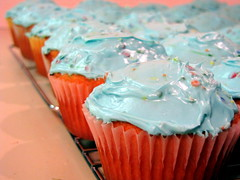 Birthday Cupcakes - Twin Falls, Idaho - 2009
