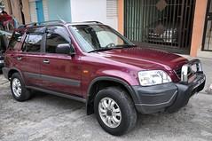 Jeep Honda CRV 2001