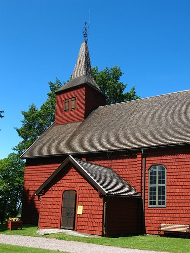 Älgarås church
