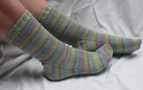 Sweet Tart Socks