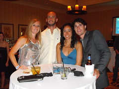 Mari's guests