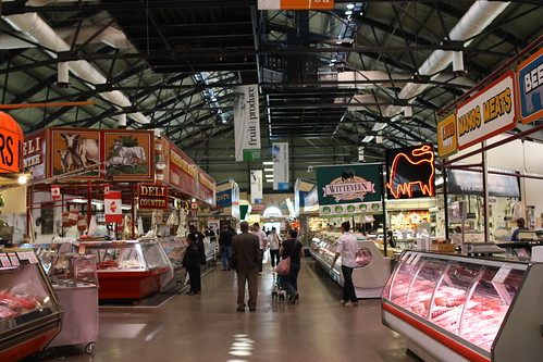 Inside St. Lawrence Mkt.