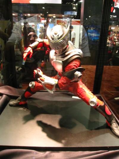 Bandai, Mattel & Square Enix SDCC 2009