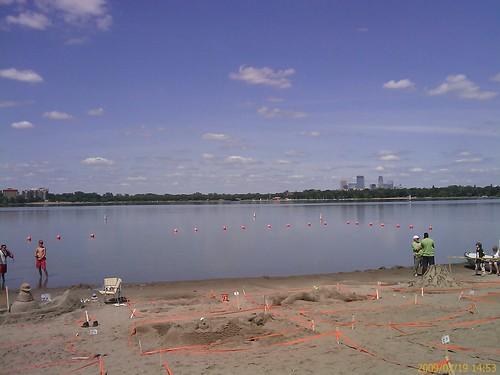 Thomas Beach, Lake Calhoun