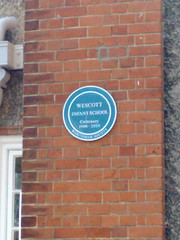 Photo of Blue plaque number 1741