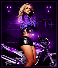 Rock Me In -- Are U Ready To Roll? (  Britney Spears ) (Mr.JunkieXL) Tags: 2 me rock kiss track all purple circus album over u moto ready roll britney junkiexl rockboy speas