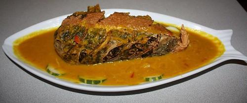 Vegetarian 'fish'
