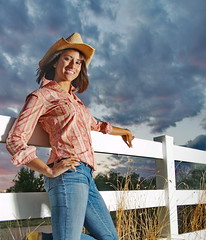 Danielle (Jack Dean) Tags: ranch country cowgirl farmgirl jackdeanphotography omp415629