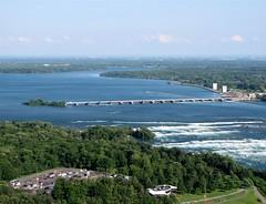 Skylon Tower, Niagara Falls, Ontario, Canada (bobindrums) Tags: ontario canada niagarafalls na greatlakes northamerica lakeontario skylontower lighthousetour seawaytrail chesapeakechapteruslighthousesociety