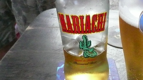 Mariachi, Turkey (worst beer ever)