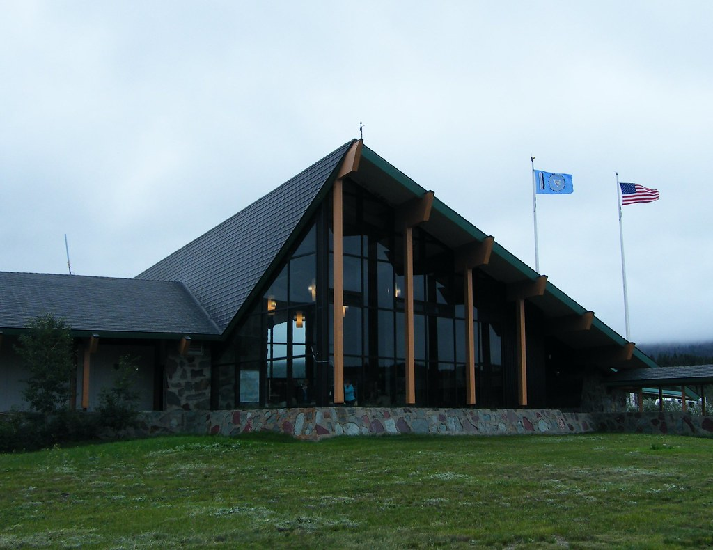 visitor centre (St.Mary)