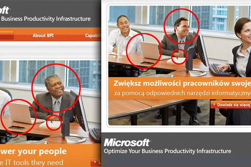 Microsoft Advertising Team Under Fire For Removing An African American From Its Polish Website - 3859483002 480Ab5F7D6 2