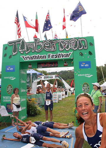 Timberman Triathlon Festival