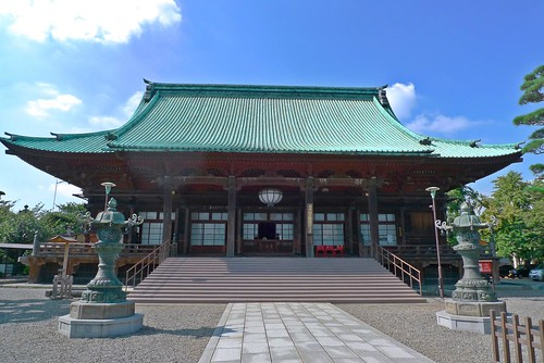 Gokokuji main temple