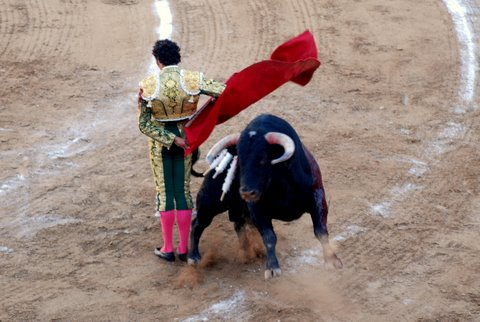 Corrida de Toros Feria Melilla 2009 177