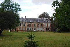kasteel van Beauvoir (wandelwereld) Tags: beauvoir gr124