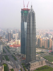 SH-2007-Pics-1898 (Tai Pan of HK) Tags: china shanghai  88 jinmao worldfinancialcenter jinmaotower opt orientalpearltower swfc proc  jnmodsh shanghaiworldfinancialcenter goldenprosperitybuilding shnghish